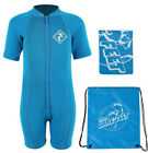 Aquatica Baby Wetsuit Starter Swim Set - Wetsuit + Towel + Bag by Two Bare Feet