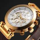 Ks Automatic Mechanical Mens 4 Colours Roman Date Day 24Hours Wrist Watch Gift