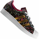 adidas Originals Superstar Damen-Sneaker Russian Bloom Pack Moscow Blumen B35441