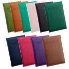 PASSPORT HOLDER TRAVEL WALLET COVER CASE PROTECTOR ORGANIZER BAG PU Leather AS