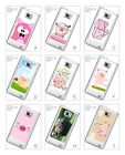 Piggy Pig Cute Funny Lovely Baby Pink Hard Back Case for Samsung Galaxy S2 i9100