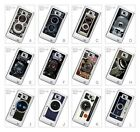 Vintage Retro Classic Camera Hard Back Cover Case for Samsung Galaxy S2 i9100