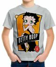 Betty Boop Boys Kid Youth T-Shirt Tee Age 3-13 New £10.49 GBP on eBay