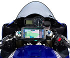 Motorcycle Fork Stem Yoke Mount + Tough Case for Samsung Galaxy S6 and S6 Edge