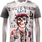 m321 Minute Mirth T-shirt Sz L Tattoo LIMITED EDITION w/ BOX NIB Skull Grim Punk