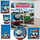 Thomas & Friends Tableware - Create Your Own Thomas The Tank Engine Party Pack
