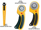 NEW ROTARY CUTTER *You Choose* 18mm * 45mm * 60mm  Sewing Crafting Quilting OLFA