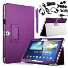 "ULAK Cover for Samsung Galaxy Note 10.1"" SMP600 2014 Defender Smart Leather Case"