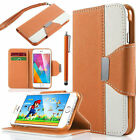 "PU Leather Flip Card Slots Stand Cover Case Wallet for iPhone 6 4.7"" / 6S 4.7"""