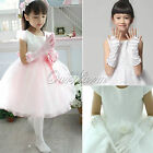 "11 "" Princess Stretch Satin Long Finger Gloves Birthday Party Best Gift For Girl"