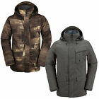 Volcom Mails Insulated Jacket men's snowboard Winter sports Ski