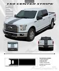 CENTER Hood Racing Vinyl Graphics Kit Decals Stripes fits 2015-2016 Ford F-150