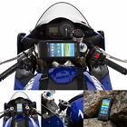 Motorcycle Fork Stem Mount + Waterproof Tough Case for Samsung Galaxy S5