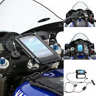 Motorcycle Fork Stem Hardwire Powered Mount + Tough Case for Samsung Galaxy S4