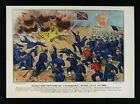Currier & Ives Civil War Print - Siege of Vicksburg Mississippi - July 4th, 1863