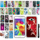 For Samsung Galaxy Core Prime G360 NEW TPU SILICONE Rubber Soft Case Cover + Pen