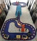 RARE ELC HAPPYLAND COMPLETE EURO TUNNEL MOUNTAIN AUTOMATIC START STOP TRAIN SET