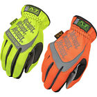 Mechanix Wear Safety FastFit MultiPurpose High-Visibility Gloves Multiple Styles