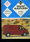 (114A) REVUE TECHNIQUE EXPERT AUTOMOBILE FORD TRANSIT