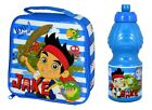Jake and the Neverland Pirates - Kids LUNCH BAG & WATER BOTTLE (Back to School)