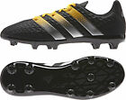 Adidas Ace 16.3 Firm Ground / AG Junior Football Boots - Black