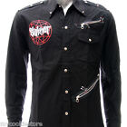 Sz S M L XL 2XL Slipknot Long Sleeve Shirt Punk Rock Tee Many Size Jsk2