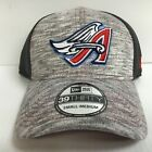 Los Angeles Angels Anaheim Cap New Era 39Thirty Clubhouse Neo Mesh Hat Throwback