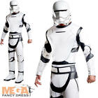 Deluxe Flametrooper Adults Fancy Dress Star Wars The Force Awakens Costume New