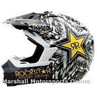 ANSWER ROCKSTAR RACING MX OFFROAD or BMX HELMET YOUTH KIDS ALL SIZES YS YM YL