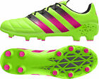 Adidas Ace 16.1 Firm Ground / AG Mens Football Boots - Green