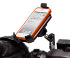 """Mirror Scooter Moped Mount with 1"""" Ball + One Holder for Apple iPhone 5 5c 5s SE"""