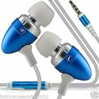 Stereo Sound In Ear Hands Free Headset Head Phones+Mic✔Vodafone Smart Grand