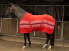 New Season Red Rhinegold Super Cooler Travel Stable Showing Rug All Sizes GREAT