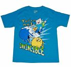 Adventure Time Short Sleeve T Shirt Boy Size S 8