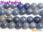 "8mm 10mm Natural Aventurine Round Stone Beads For Jewelry Making Gemstone 15""DIY"