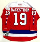 NICKLAS BACKSTROM WASHINGTON CAPITALS REEBOK PREMIER HOME THIRD JERSEY NEW