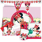 Minnie Mouse JAM Packed With Love - Disney (Tableware/Cups/Plates/Napkins/Party)