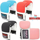 Boxing Punch Bag Mitt MMA Muay Thai boxing Fight Training Adult bag Gloves L/XL
