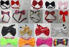 FASHIONABLE BOW TIE, RAINBOW, TARTAN, COLOURS, NEON, JUMBO, COSTUME, FANCY DRESS