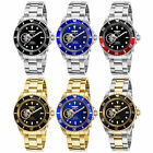 Invicta Men's Pro Diver  Automatic Stainless Steel with Colored Bezel Watch