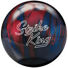 Brunswick Strike King Blue/Red Pearl Bowling Ball