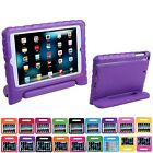 Kids Shock Proof Foam Case Handle Cover Stand for iPad Mini 1 2 3 4 & Retina