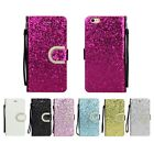 1pcs Latest Bling Glitter Wallet Flip Leather Case Cover For iPhone 6 4.7 inch