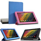 "NEW Leather Cover Stand Case For HP HP10 2101RA 10 Plus 2201RA 10.1"" Tablet Case"