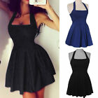 UK Womens Sexy Dress Ladies Bodycon Cocktail Party Evening Dress Size 6 - 16 YG