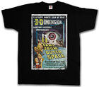 IT CAME FROM OUTER SPACE T-SHIRT - Retro UFO Flying Saucer Age Movie Alien