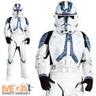 Kids Clone Trooper Star Wars Fancy Dress Boys Movie Kids Deluxe Costume Outfit