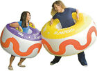 90cm Belly Bumpers - Bouncing, Bumping Inflatable Fun