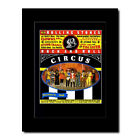 ROLLING STONES - Rock and Roll Circus Matted Mini Po...