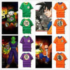 Goku's Training Tee T-shirt Dragon Ball Z Anime Kame Symbol Funny M-2XL